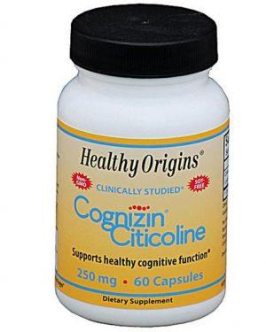 cc1 300x375 - Cognizin Citicoline 250 mg (60 Veggie Caps ) - Healthy Origins