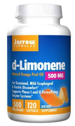 d limonene 1000 mg 60 softgels   jarrow formulas - d-Limonene 1000 mg (60 softgels) - Jarrow Formulas