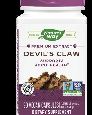 devil s claw standard 1 300x375 - Duivelsklauw, gestandaardiseerd (90 Capsules) - Nature's Way