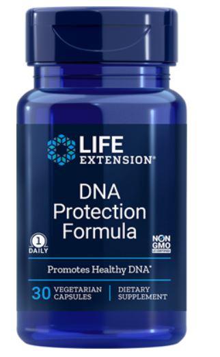 dna protection formula 30 veggie capsules 1 - DNA Protection Formula (30 Veggie Capsules) - Life Extension