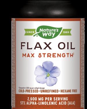 efa gold hoge potentie vlas olie 1300 mg 200 gelcapsules   nature s way1 300x375 - EFA Gold hoge potentie vlas olie 1300 mg (200 gelcapsules) - Nature's Way