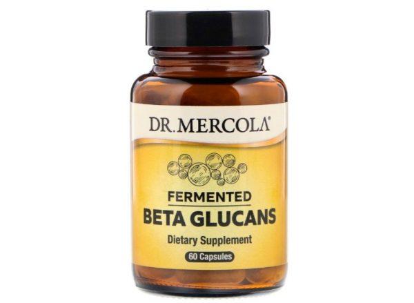 fermented beta glucans 1 600x439 - Fermented Beta Glucans (60 Capsules) - Dr. Mercola