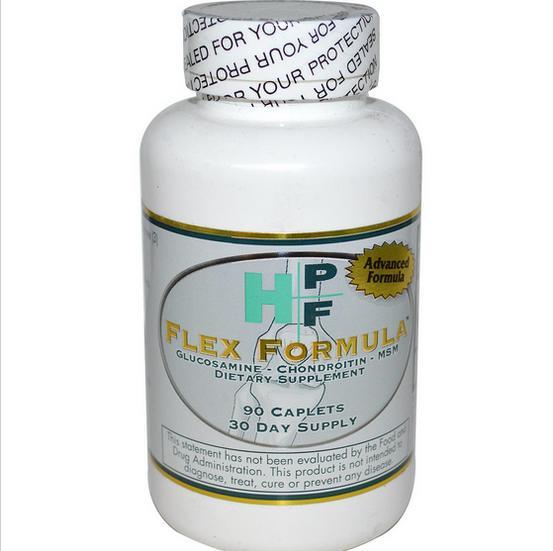 ff1 - Gluco,Chond,MSM (90 Tabletten) - Healthy Origins