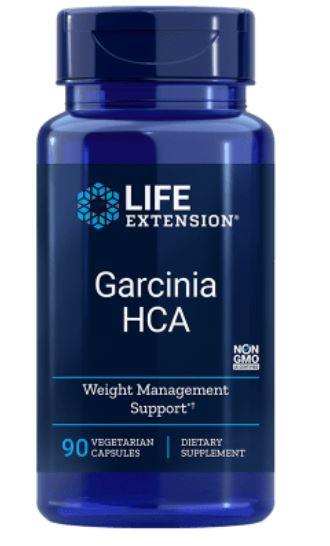 garcinia hca 90 veggie capsules 1 - Garcinia HCA (90 Veggie Capsules) - Life Extension