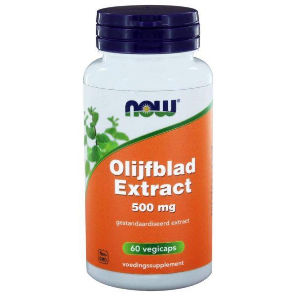 image 12 600x600 - NOW Foods Olijfblad Extract 500 mg