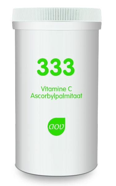 image 13 - AOV 333 Vitamine C ascorbyl palmitaat