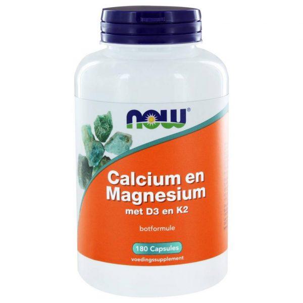 image 20 600x600 - NOW Foods Calcium & Magnesium DK