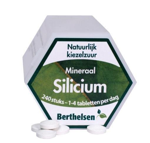 image 37 - Berthelsen Silicium - Natuurlijk kiezelzuur