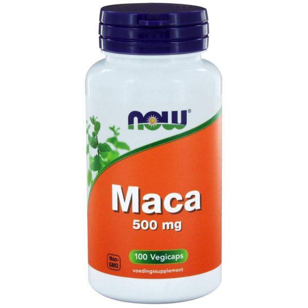image 39 600x600 - NOW Foods Maca 500 mg