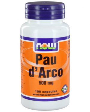 image 43 300x375 - NOW Foods Pau dArco 500 mg
