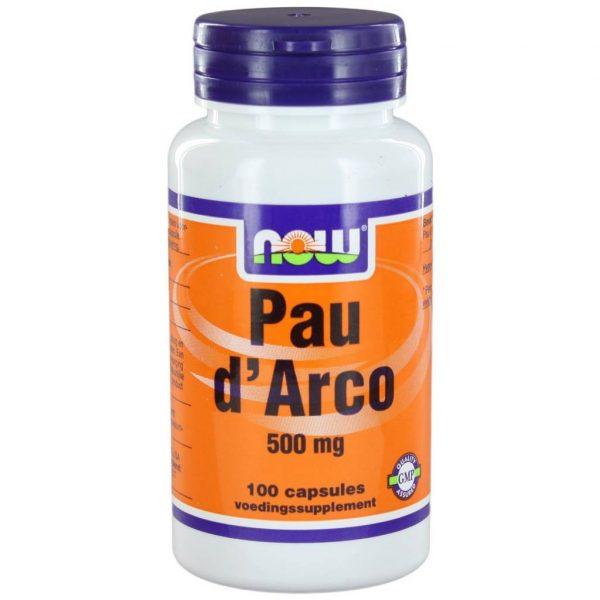image 43 600x600 - NOW Foods Pau dArco 500 mg