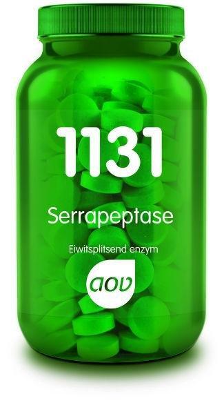 image 5 - AOV 1131 Serrapeptase 5 mg