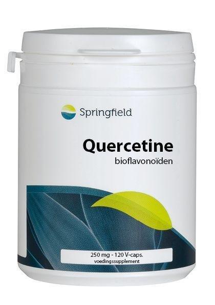 image 8 - Springfield Quercetine 250 mg 120vc