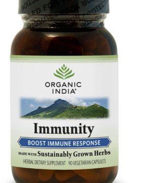 immunity formula 90 veggie caps organic india 300x375 - Immuniteit formule (90 Veggie Caps) - Organic India