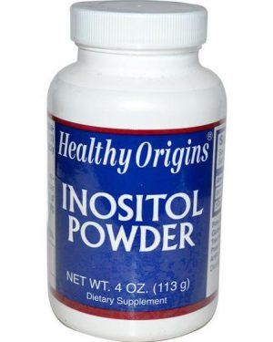 ip1 300x375 - Inositol Powder (113 gram) - Healthy Origins