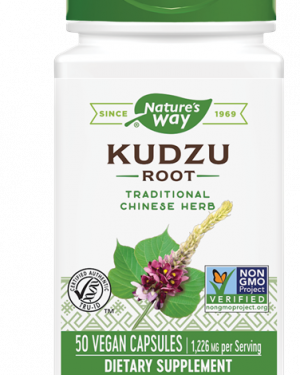 kudzu wortel 50 capsules   nature s way1 300x375 - Kudzu wortel (50 Capsules) - Nature's Way