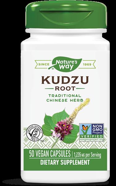 kudzu wortel 50 capsules   nature s way1 - Kudzu wortel (50 Capsules) - Nature's Way
