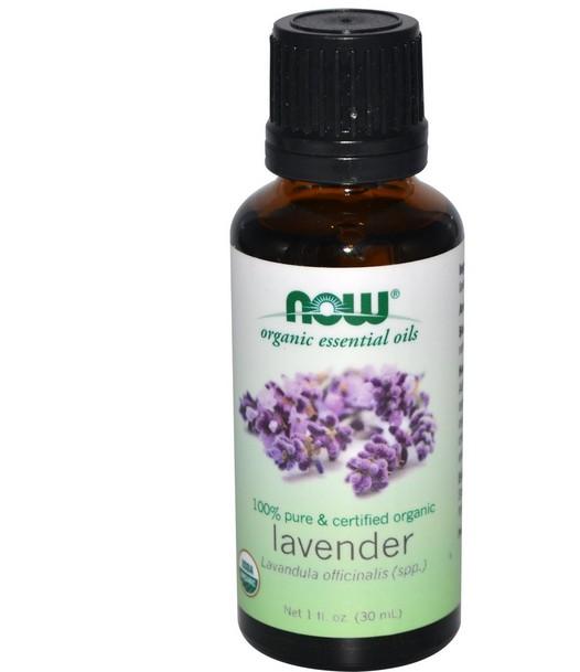 lavender essential oil now foods 1 - Biologische etherische olie Lavendel (30 ml) - Now Foods