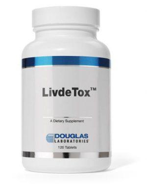 livdetox douglas 1 300x375 - Livdetox (120 Tablets) - Douglas Laboratories