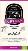 maca - Biologische Maca (60 veggie caps) - Royal Green