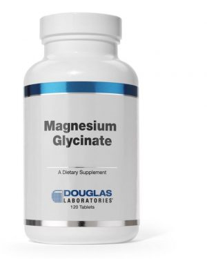 magnesium glycinate 120 tablets douglas laboratories topvitamins 300x375 - Magnesium Glycinate (120 tabletten) - Douglas laboratories