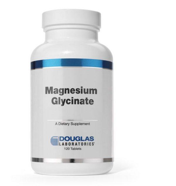 magnesium glycinate 120 tablets douglas laboratories topvitamins 600x634 - Magnesium Glycinate (120 tabletten) - Douglas laboratories
