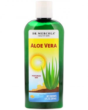 mercola aloevera 1 300x375 - Natural Aloe Vera (236 ml) - Dr. Mercola