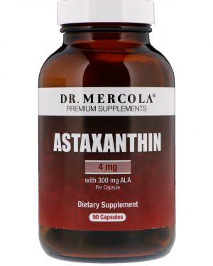mercola astaxanthin 90 1 300x375 - Astaxanthine (90 Licaps Capsules) - Dr. Mercola