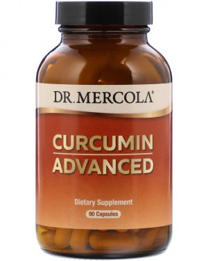 mercola curcumin 90 1 300x375 - Curcumin Advanced (90 Capsules) - Dr. Mercola