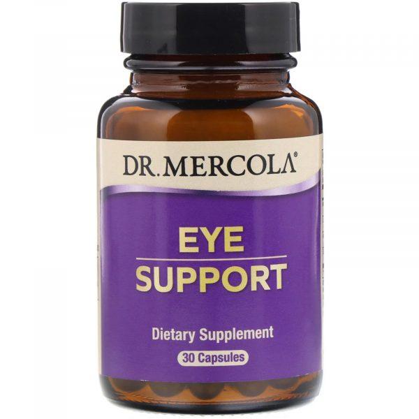 mercola eyesupport 1 600x600 - Eye Support met Luteïne (30 Capsules) - Dr Mercola