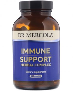mercola immunesupport 1 300x375 - Dr. Mercola, Premium Supplements, Immune Support, 90 Capsules