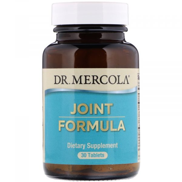 mercola joint 1 600x600 - Astaxanthin with Hyaluronic Acid plus BiovaFlex (30 Capsules) - Dr. Mercola