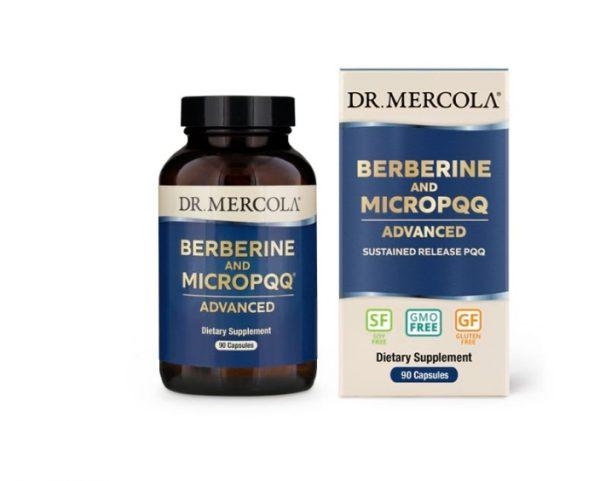 mercola pqq 90 1 600x481 - Berberine & MicroPQQ Advanced (90 capsules) - Dr Mercola