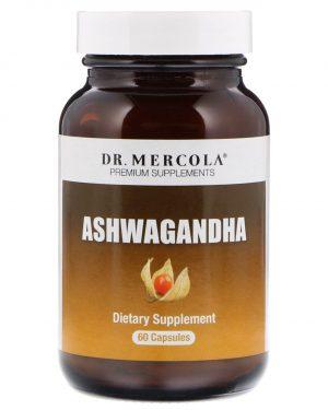 mercola11 300x375 - Organic Ashwagandha 800 mg (60 capsules) - Dr. Mercola