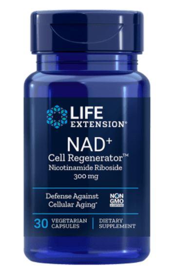 nad cell regenerator 250 mg le1 - NAD+ Regenerator 250 mg (30 vegetarian capsules) - Life Extension