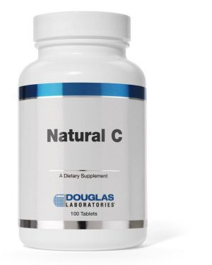 natural c 1000mg 100 tablets douglas laboratories  1 300x375 - Natuurlijke C 1000 mg-100 tabletten - Douglas laboratories