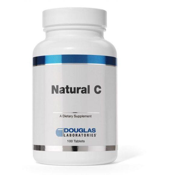 natural c 1000mg 100 tablets douglas laboratories  1 600x581 - Natuurlijke C 1000 mg-100 tabletten - Douglas laboratories