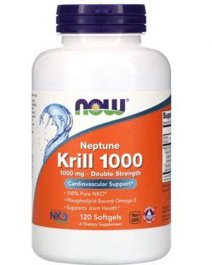 neptune krill 1000  1000 mg 120 softgels   now foods1 300x375 - Neptune Krill 1000- 1000 mg (120 softgels) - Now Foods
