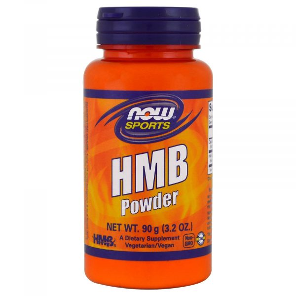 now foods hmb powder 1 600x600 - HMB Powder (90 gram) - Now Foods