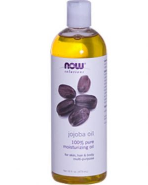 now foods jojoba oil 300x375 - Jojoba olie (473 ml) - Now Foods