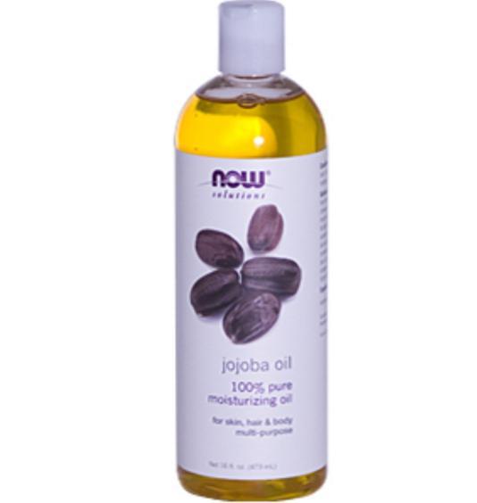 now foods jojoba oil - Jojoba olie (473 ml) - Now Foods