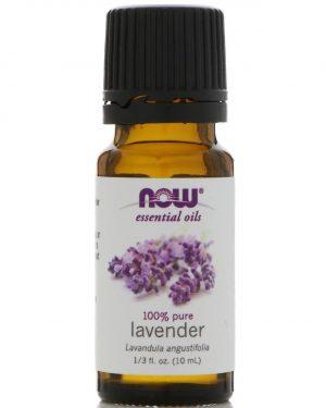 now foods lavender 1 300x375 - Essential Oils- Lavender (10 ml) - Now Foods