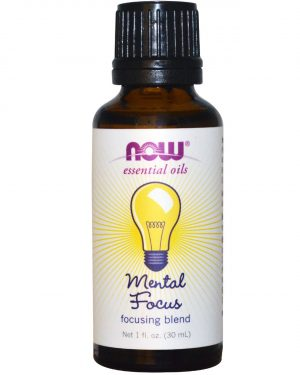 now foods mental focus 1 300x375 - Essential Oils - Mental Focus (30 ml) - Now Foods