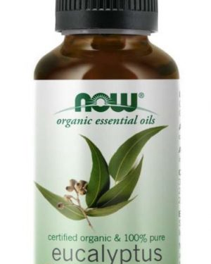 now foods eucalyptus globulus oil organic 300x375 - Organic Eucalyptus Globulus Oil (30 ml) - Now Foods