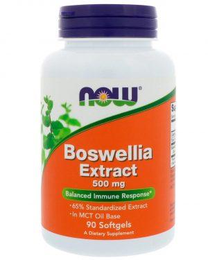 nowfoods boswellia 90 500 1 300x375 - Boswellia Extract 500 mg (90 softgels) - Now Foods