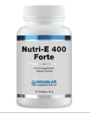 nutri e 400 douglas laboratories 300x375 - Nutri-e-400 Forte (60 tabletten) - Douglas Laboratories
