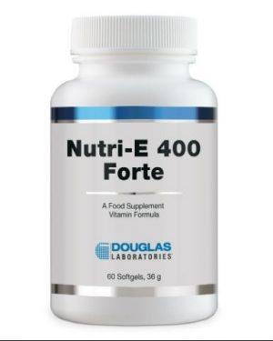 nutri e 400 douglas laboratories 300x375 - Nutri-e-400 Forte (60 tabletten) - Douglas Laboratories
