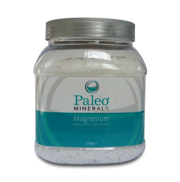 paleo magnesium1 600x608 - Magnesium bath flakes (7,8 lb) - Paleo Minerals