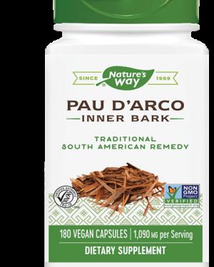pau d arco binnenste schors 545 mg 180 capsules   nature s way1 300x375 - Pau d'Arco binnenste schors 545 mg (180 Capsules) - Nature's Way
