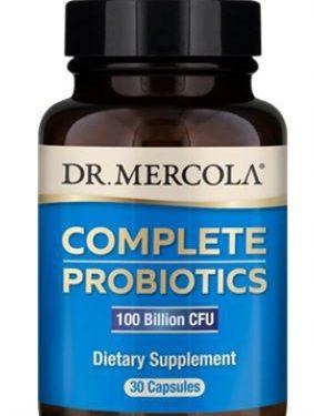 proi10030 283x375 - Complete Probiotics 100 Billion CFU (30 Capsules) - Dr. Mercola